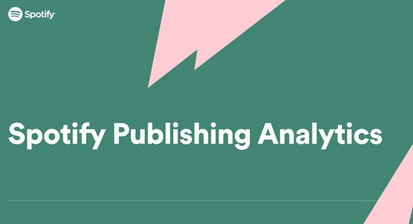 Spotify Publishing Analytics in Beta